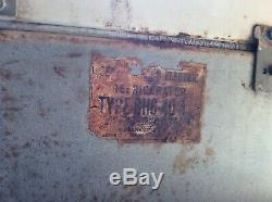 Anciennes General Electric Réfrigérateur. 1930 Imperial Bh6-40-a Marvelous