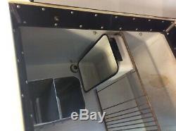Antique Ge Haut Réfrigérateur General Electric Monitor Ck 15 A16 Vtg Fonctionne Très Bien