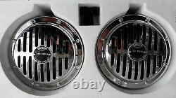 Bosch Vintage Horn Mercedes W108 W110 W111 W112 W113 W115 W116 W123 Free Pp #043