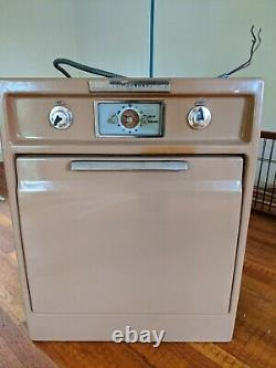 C. 1957 General Electric Wall Oven Vintage