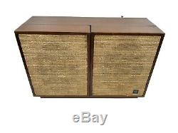 Century Vintage MID General Electric T1000-c Tube Stéréo Am Fm Radio Table