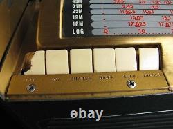 Extrêmement Rare Vintage General Electric #260 Radio