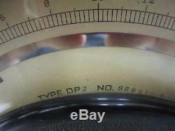 General Electric 888510 Ampèremètre Antique Vintage Antique 39006