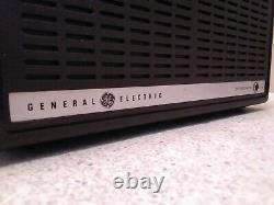 General Electric Am/fm Stereo 8 Track Tape Cartridge Player M8617a Vintage Works