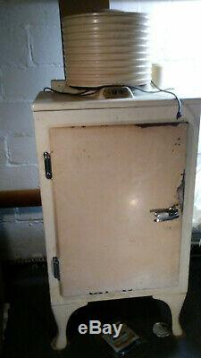 General Electric Ck-2-c16 Vintage Réfrigérateur Moniteur Top