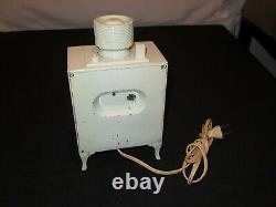 General Electric Ge Telechron Promo Réfrigérateur Horloge 1930's Vintage (f762)