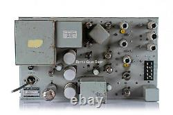 Général Électrique Ge Ba-7a Stéréo Paire Ba7a Limiteur De Tube Compresseur Rare Vintage