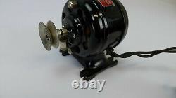 Knapp Leader 4 Electric Motor Antique Vintage Jouet N ° 710 Universal Works