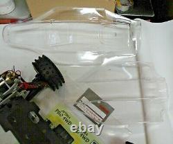 Kyosho 3029 Optima Pro Project Nouveau No Box Nos Jamais Utilisé Rare Vtg