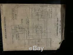 La Paroi Du Four Vintage General Electric