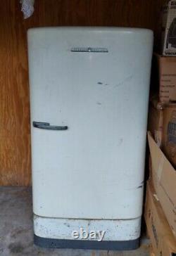Pièces De Réfrigérateur Électrique Général Vintage Ou Réparation