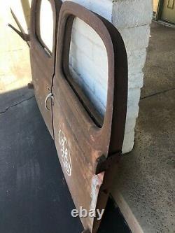 Portes Camions Anciennes Art De Jardin Inscrivez-vous General Electric Ge Plymouth Dodge