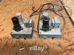 Pr General Electric Upx-003b Vintage Tube Preamp Phono