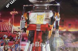 Rare Vintage Disney Epcot Horizons Gero General Electric Robot Poster