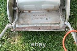 Rare Vintage Lawn-do-all Antique 1958 Tondeuse Électrique Universal Auto Parts