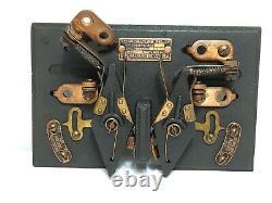Relais De Température Électrique Général Vintage Industrial Steampunk