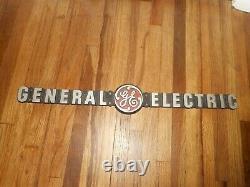 Signaire Public Électrique Ge Cast Aluminium