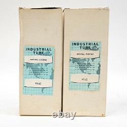 Tube D'amplificateur General Electric Ge Vt 4c Avec Boîtes USA Vintage
