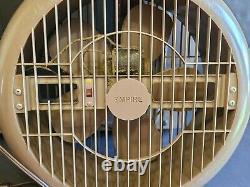 Ventilateur De Fenêtre Réglable À Double Usage General Electric Vintage Empire En Box