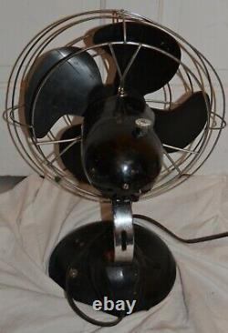 Ventilateur Électrique Général Vintage Oscillant