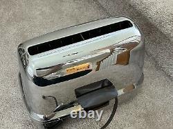 Vieille Grille-pain Électrique Général Modèle 25t83 Toast-r-oven