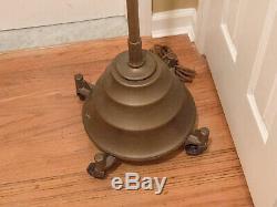 Vintage 1930 De General Electric Floor Lamp Sun