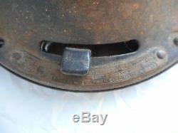 Vintage 1930 Ge General Electric Type De Ventilateur Aou 16 Pouces En Aluminium Lames No 75425