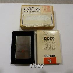 Vintage 1975 Zippo Ge General Electric Mib Mint In Boxes