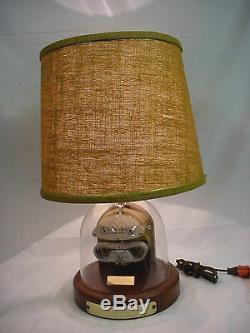 Vintage / Antique General Electric, Table Compteur Électrique Lampe / Steampunk