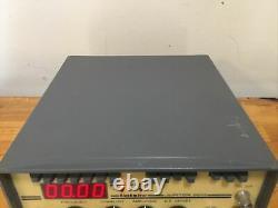 Vintage Black Star Jupiter 2010 Générateur De Fonction Instrument Électrique Tested