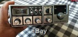 Vintage Cb Radio General Electric 3-5825a 40ch Am Ssb