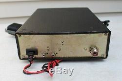 Vintage Cb Radio General Electric 3-5825a 40ch Am Ssb Bon État De Fonctionnement