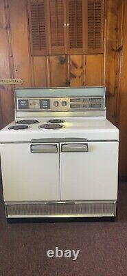 Vintage Classic 50s Imperial Frigidaire General Motors Electric Stove Works