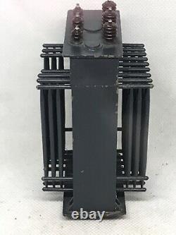 Vintage Extrêmement Rare 1954 Ge General Electric Transformer Table Zippo Briquet