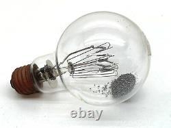 Vintage Ge General Electric 1000w Plongée Sous-marine Brûlant Seulement Ampoule De Lampe