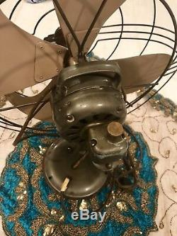 Vintage Ge General Electric Fan (travaux)