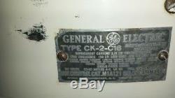 Vintage General Electric Écran Supérieur Réfrigérateur Glacière