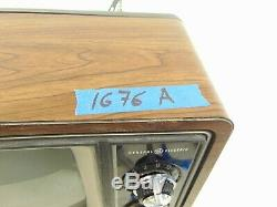 Vintage General Electric Ge Télévision