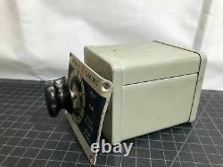 Vintage General Electric Ge Transcription Equalizer 4fa12b2 Pour Turntable