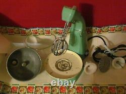Vintage General Electric Hotpoint Cuisine Stand Mixer 1929 1933