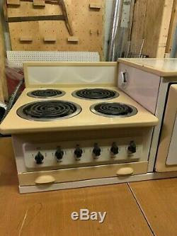 Vintage General Electric Hotpoint Cuisinière