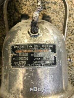 Vintage General Electric Junior Vide Modèle # 69