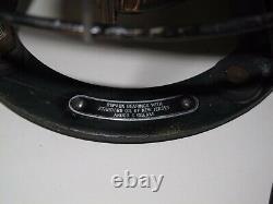 Vintage General Electric Mur Fan