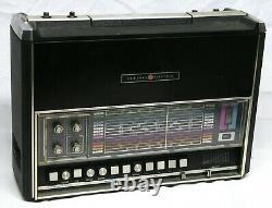 Vintage General Electric P4990a World Monitor Radio Multibande 12-band