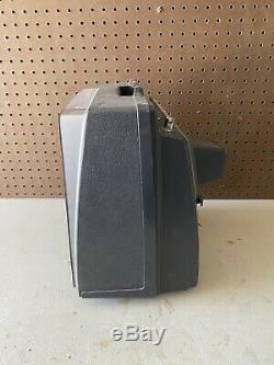 Vintage General Electric Portable Tv Télévision Wm155seb-2