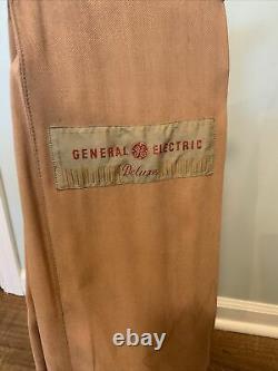 Vintage General Electric Premier Commercial Aspirateur Droit MCM Fonctionne