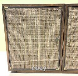 Vintage General Electric Stereo Stereophonic Hi-fi Am/fm Radio Used