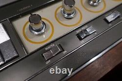 Vintage General General Electric Century Stéréo Cabinet Player MCM C524k