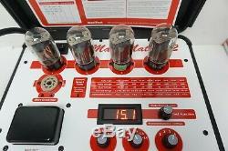 Vintage HP Ge General Electric 6l6gc Tubes Quad X4 Etats-unis