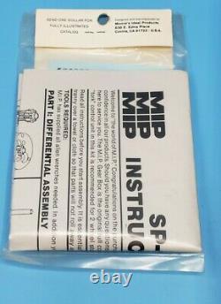 Vintage Mip Tc100 Tork Control Sp-1 Plus Équipe Associée Rc10 Tc-100